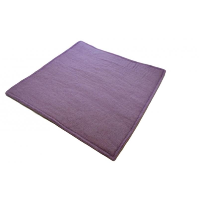 sitzkissen aus filz ca 40 40 cm lila hell 24 90. Black Bedroom Furniture Sets. Home Design Ideas