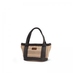 handtasche gross beige schwarz 34 95. Black Bedroom Furniture Sets. Home Design Ideas